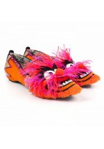 Irregular Choice Disney Muppets Party Animal Flat Shoes