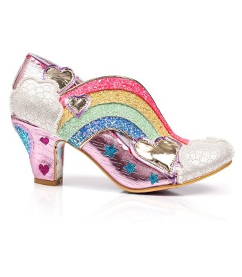 Irregular Choice Summer of Love (Pink Multi)