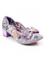 Irregular Choice Bunny Hop (Purple)