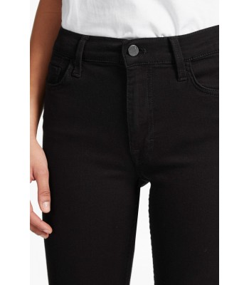 French Connection Rebound Skinny Jeans (Black)
