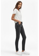 French Connection Rebound Skinny Jeans (Charcoal)