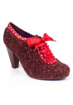 Poetic Licence for Irregular Choice Backlash (Red)