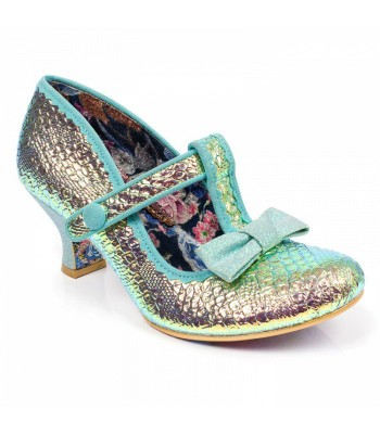Irregular Choice Lazy River (Green)