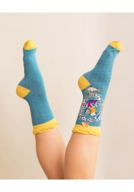 Powder A-Z Ankle Socks - S