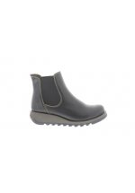 Fly London Salv Rug Boots (Black)