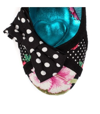 Poetic Licence for Irregular Choice Shake It (Black/ Multi)