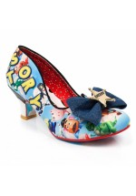 Irregular Choice Disney Toy Story Sheriff Woody (Blue Multi)