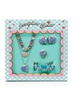 Irregular Choice Sing Sirena Jewellery Set (Multi)