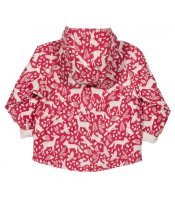 Kite Clothing Splash coat Toddler Girls (Red)