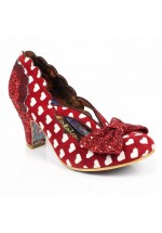 Irregular Choice Stage Left (Red)
