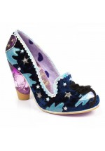 Irregular Choice Stars at Night (Navy)