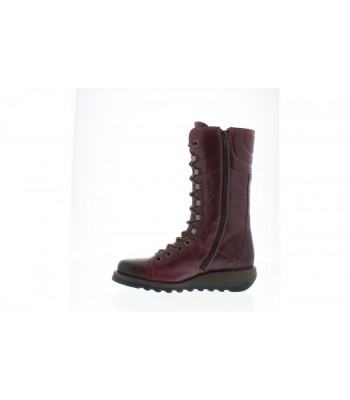 Fly London Ster768fly Midi Boots (Rug Purple)