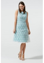 Sugarhill Boutique Anna Floral Embroidered Dress