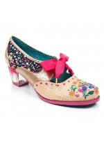 Poetic Licence for Irregular Choice Birdie Bop (Tan)