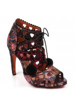 Poetic Licence for Irregular Choice Tease (Purple / Red)