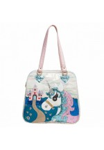 Irregular Choice King of the Castle Bag (Multi)