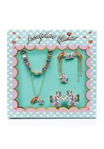 Irregular Choice Unicorn Dreaming Gift Box Jewellery Set