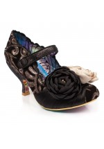 Irregular Choice Upon Thames (Black)