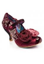 Irregular Choice Upon Thames (Bordo)