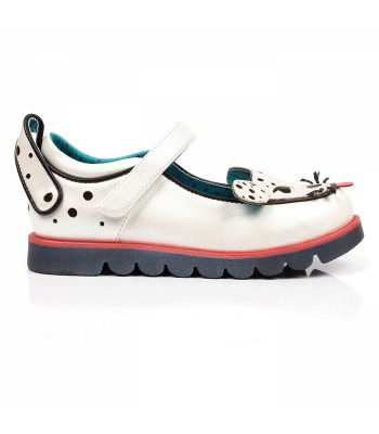 Irregular Choice Kids (White) Mini Woofy