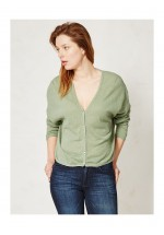 Braintree Janika Hemp Cardigan (Grass)