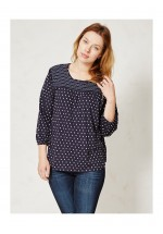 Braintree Felicity Polka Dot Top