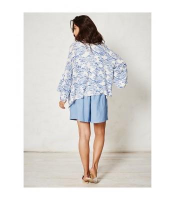 Braintree Nalu Hemp Organic Cotton Kimono